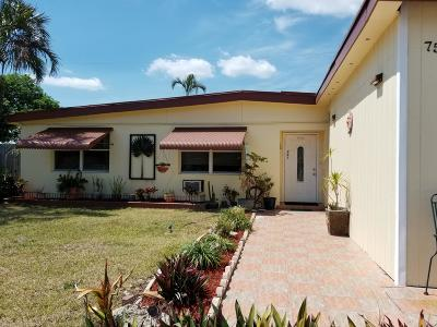 Royal Palm Beach Single Family Home For Sale: 757 Camellia Drive