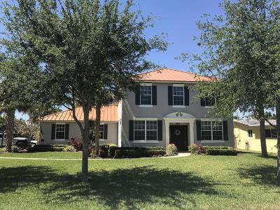 Boynton Beach Single Family Home For Sale: 2851 SW 4th Street