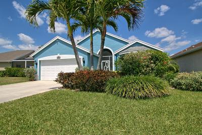 Royal Palm Beach Single Family Home For Sale: 103 Saddle Trail