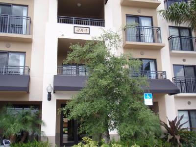 Palm Beach Gardens Rental For Rent: 4903 Midtown Lane #3313