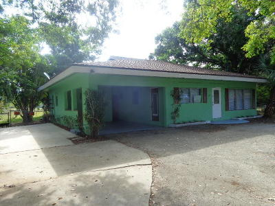 Single Family Home Sold: 2412 Sunrise Boulevard