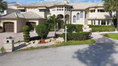Delray Beach Single Family Home For Sale: 959 Evergreen Drive