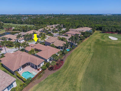 Palm Beach Gardens Rental For Rent: 530 Les Jardin Drive