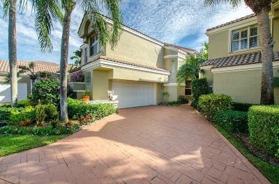 Boca Raton Single Family Home For Sale: 17538 Tiffany Trace Drive