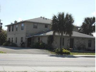 Hutchinson Island FL Multi Family Home For Sale: $650,000