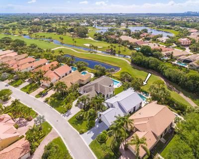 Palm Beach Gardens Single Family Home For Sale: 13220 Verdun Drive