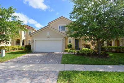 Hobe Sound Single Family Home For Sale: 5999 SE Crooked Oak Avenue