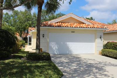 Palm City Single Family Home Contingent: 2441 SW Parkside Drive