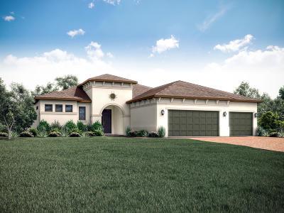 Vero Beach Single Family Home For Sale: 6237 Arcadia Square
