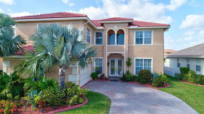 Royal Palm Beach Single Family Home For Sale: 149 Bella Vista Way