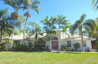 Lake Worth Single Family Home For Sale: 3674 Cypress Edge Drive