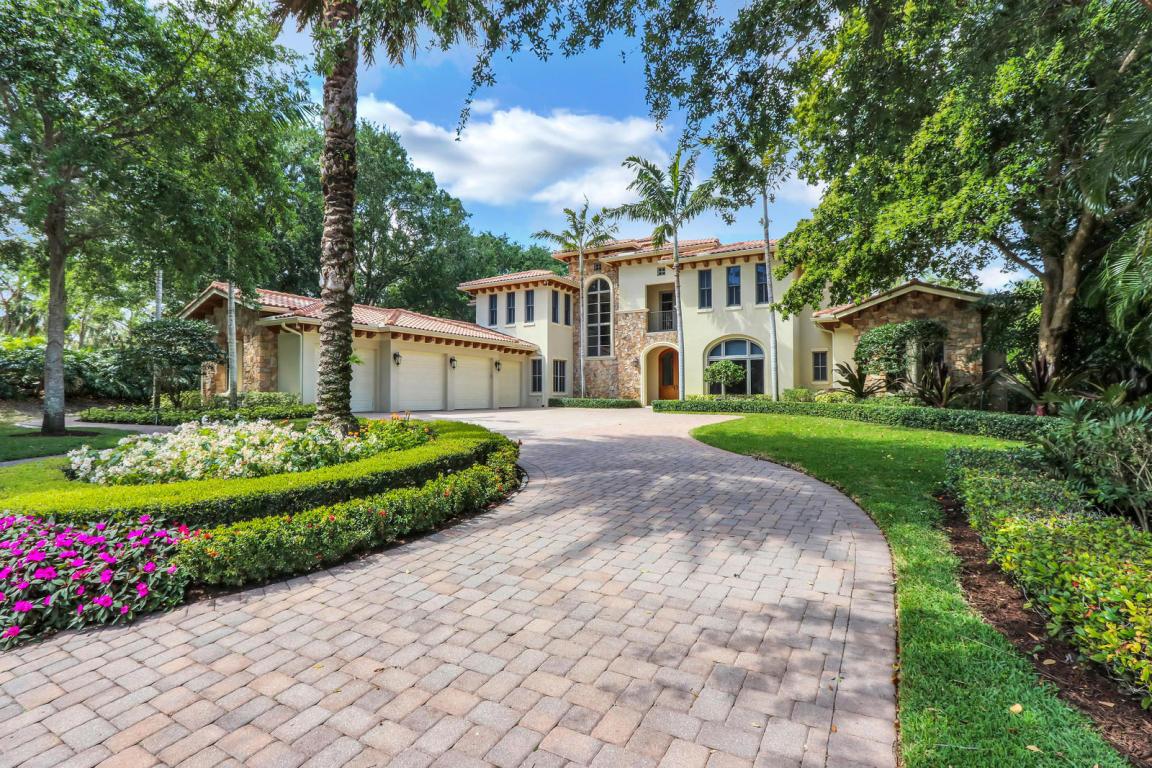 Listing: 3200 Monet Drive, Palm Beach Gardens, FL.| MLS# RX-10418147 ...