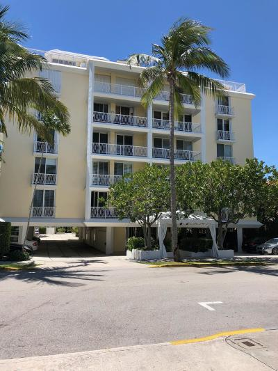 Palm Beach Rental Leased: 170 Chilean Avenue #3a