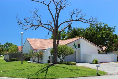 Delray Beach Single Family Home For Sale: 2170 NW 14th Street