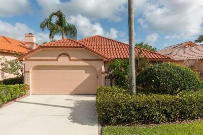 Palm City Single Family Home For Sale: 3009 SW Montebello Place