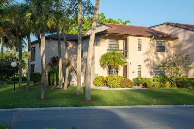 Boca Raton Condo For Sale: 9265 Vista Del Lago #B