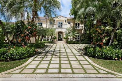 Palm Beach Single Family Home For Sale: 217 Via Tortuga