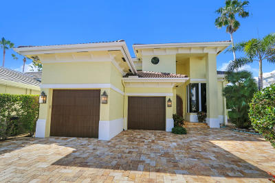 Boca Marina, Boca Marina & Yacht, Boca Marina And Yacht Club, Boca Marina! Single Family Home For Sale: 659 Boca Marina Court