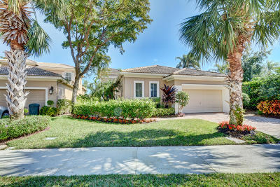 Palm Beach Gardens Rental For Rent: 167 Orchid Cay Drive