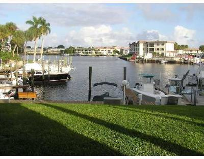 North Palm Beach Condo For Sale: 326 Northlake Drive #101