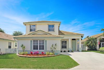 Boynton Beach Single Family Home For Sale: 7829 Manor Forest Court