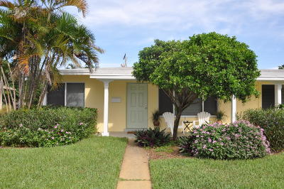 Boca Raton Multi Family Home For Sale: 2396 NE 5th Avenue