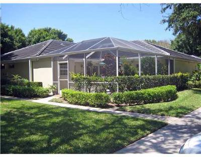 Palm Beach Gardens Single Family Home For Sale: 1702 Appleton Court