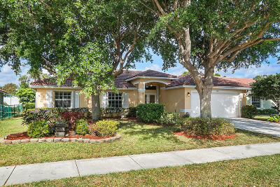 Delray Beach Single Family Home Contingent: 108 W Lee Road
