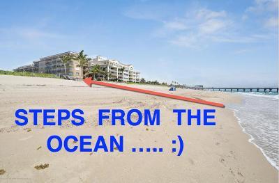 Palm Beach Condo Contingent: 3030 S Ocean Boulevard #327