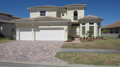 Vero Beach Single Family Home For Sale: 1924 Newmark Circle SW