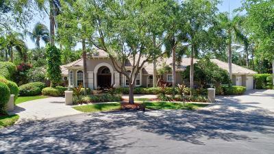 Delray Beach Single Family Home For Sale: 2600 Whispering Oaks Lane