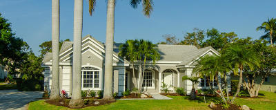 Boynton Beach Single Family Home For Sale: 12853 Cocoa Pine Drive