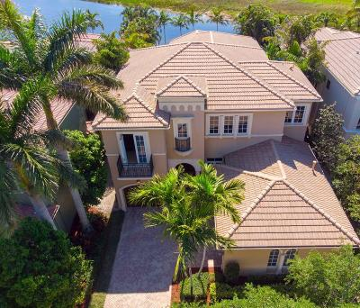 Boca Raton Single Family Home Contingent: 17771 Lake Azure Way