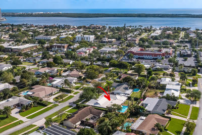 North Palm Beach Single Family Home For Sale: 412 Oyster Road