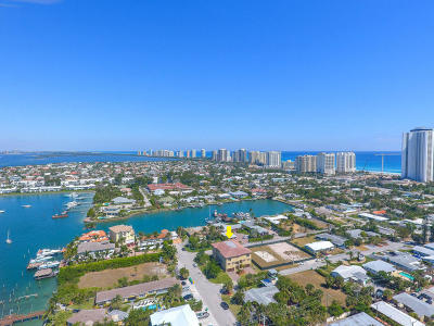 Singer Island Townhouse For Sale: 1103 Cabana Road