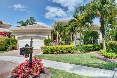 Palm Beach Gardens Single Family Home For Sale: 408 Via Placita