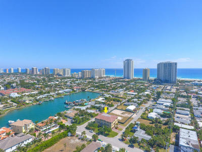 Singer Island Townhouse For Sale: 1100 Cabana Road