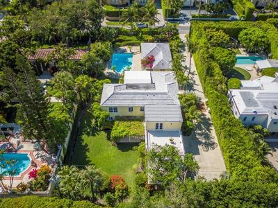 Palm Beach Single Family Home For Sale: 137 Dunbar Road