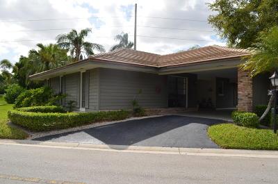 Atlantis Single Family Home For Sale: 609 Cypress Key Drive