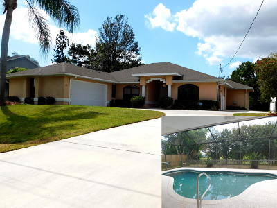 Port Saint Lucie FL Single Family Home Sold: $245,000