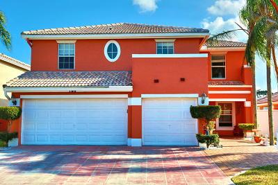Boynton Beach Single Family Home For Sale: 140 Citrus Park Circle