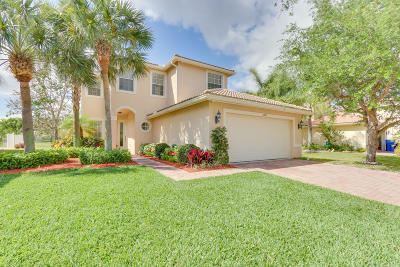 Royal Palm Beach Single Family Home For Sale: 11476 Sage Meadow Terrace