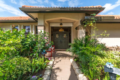 Boca Raton Single Family Home For Sale: 901 Parkside Circle