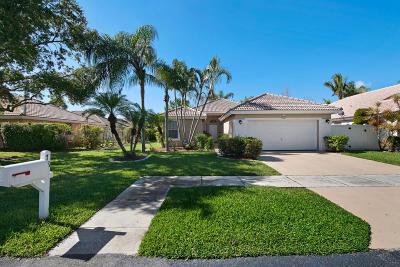 Boynton Beach Single Family Home For Sale: 78 Citrus Park Lane
