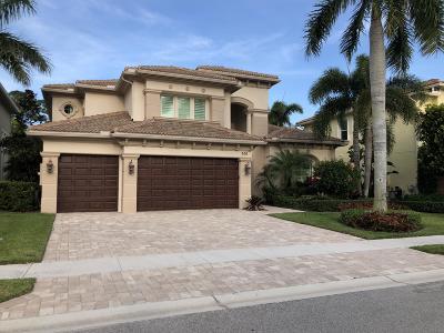 Palm Beach Gardens FL Single Family Home For Sale: $1,349,589