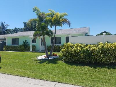 Delray Beach Single Family Home For Sale: 601 SE 3rd Avenue
