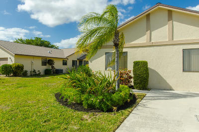 Delray Beach Single Family Home For Sale: 3115 NW 12th Street