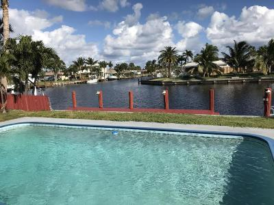 Pompano Beach Single Family Home For Sale: 380 SE 1st Terrace