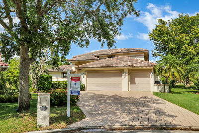 Coral Springs Single Family Home For Sale: 10401 NW 6th Street