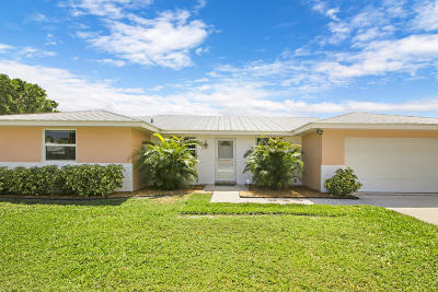 Single Family Home Sold: 9740 SE Little Club Way